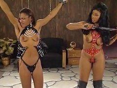 Hardcore Lesbian Spanking Scene With Ebony Bitch Janet Jacme Any Porn