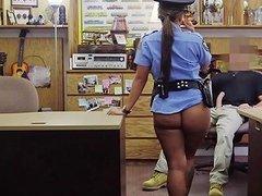 Xxxpawn Sean Lawless Fucks Ms Police Officer In Backroom
