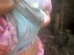 Village Bhabi Allows Devar To Lift Her Dress N Capuer