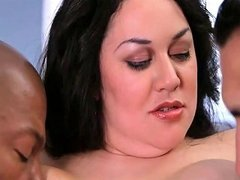 Bbw And Two Cocks Free Threesome Porn Video 6e Xhamster