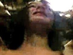 Girl Screams And Cries Hard As She Recieves Training