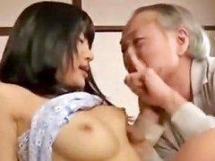 Nsps 269 Musumehara Chigusa And Grandpa Love It Porn 0a