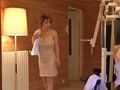 French Milf Fucked In Sauna Free Ass Fuck Porn Video 6d