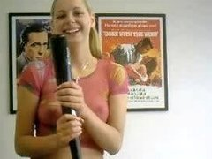 Girl Introduces A Baseball Bate Free Porn Ff Xhamster