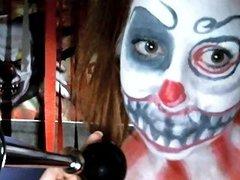 Shaye Rivers Halloween Clown Masturbation Free Hd Porn D3