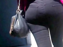 Amazing Wide Hips Round Ass Candid Black Jeans Hd Porn 75