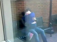 Students Humping On A Bench In Public Porn 82 Xhamster
