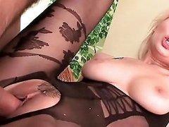 Soaked Bodystocking 4 Free Pantyhose Porn 6e Xhamster