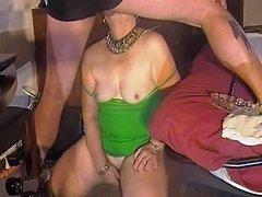 66yr Old Sub Linda Fucks Bottle And Baseball Bat Porn 20