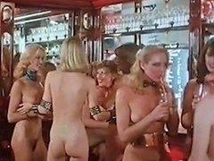 Naked Disco Vintage 70s Blonde Big Tits Dance Tease