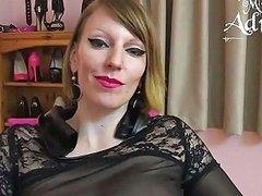 Miss Adrastea Nylon Chastity Sklave Free Porn De Xhamster