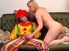 Blonde Teen Fucked By A Clown Wf Free Porn Be Xhamster