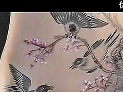 Chino Art Body Painting In Chine Free Porn 73 Xhamster