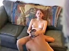 Russian Brother And Sister's Friend Caught By Hidden