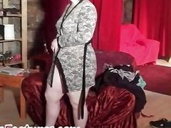 Hairy Milf Shows Her Big Body In Backstage Free Porn 68