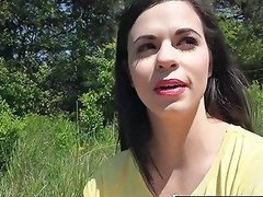 Latina Sex Tapes Braless Picnic With Busty Chick