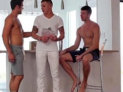 Hd Gayroom Threesome With The Delivery Guy Free Porn 78