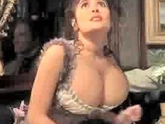 Salma Hayek Big Cleavage Free Big Tits Porn E4 Xhamster
