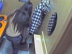 Voyeur Webcam Nude Girl In Solarium Part18 Free Porn 39