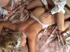 Russian Wedding Free Threesome Porn Video D4 Xhamster