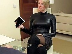 Quickie And Cum On A Wetlook Dress Free Porn Ad Xhamster