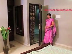 Indian Beautiful Teacher Tempting To Her Student For Romance Telugu Hot Shortfilm