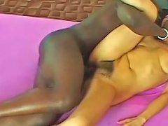 Hairy Vagina Interracial Sex Stars MILF