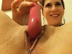 Sexy Milf Dildos Pussy Part 1