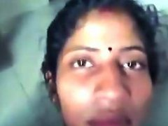 Desi Tamil Wife Sandhya Love Tunnel Driiled