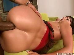 Cassye Anal Fucking With Kid Jamaica