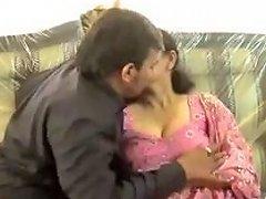 Indian Horny Aunty Big Boobs Pressed Hard Free Porn 5d