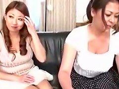 Obese Japanese Milfs Suzuka Arinaga And Yuki Sakurai Drilled Upornia Com