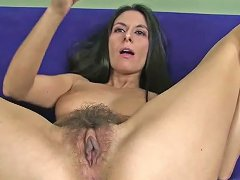Nikki Daniels Is A Horny Brunette With A