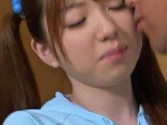 Hot Teen Saki Mishima Gives A Wonderful Blowjob