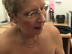 Granny German Teacher Angelika Vporn Com