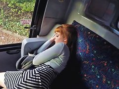 Horny Teen Girl Lola Pounded In The Bus Sunporno Uncensored