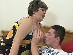 Young Model Extreme Deep Throat