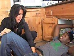 Plumber Bro Fucks Milf In Her Kitchen Porn 6e Xhamster