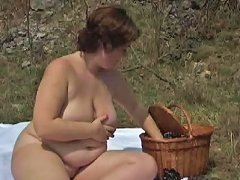 Doing A Fatty Outdoors Free Bbw Porn Video 50 Xhamster