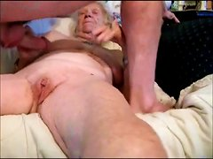 Granny And Young Lover