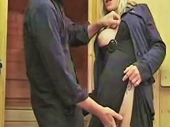 French Mature N43 Blonde Anal Mom Salope Francaise Porn C8