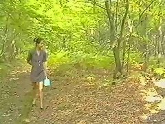 French Asian Anal In The Woods Free French Anal Porn Video