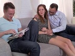 A Cuckold Video Where A Husband Watches His Wife Get Fucked Any Porn